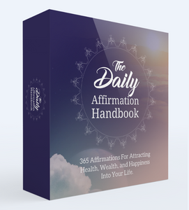 The Daily Affirmation Handbook - 365 Affirmations For Attracting Health, Wealth, and Happiness - SelfhelpFitness