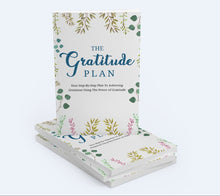 Load image into Gallery viewer, The Gratitude Plan - Plan To Achieving Greatness Using The Power of Gratitude - SelfhelpFitness