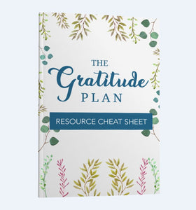 The Gratitude Plan - Plan To Achieving Greatness Using The Power of Gratitude - SelfhelpFitness