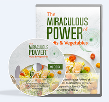 Load image into Gallery viewer, The Miraculous Power Of Fruit and Vegetables - SelfhelpFitness