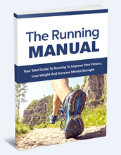 Load image into Gallery viewer, The Running Manual - Improve Your Fitness, Lose Weight And Increase Mental Strength - SelfhelpFitness