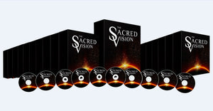 The Sacred Vision - Hone Your Manifestation Skills To Peak Potential - SelfhelpFitness