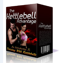 Load image into Gallery viewer, The Kettlebell Advantage - Transform Your Body By Training With Kettlebells - SelfhelpFitness