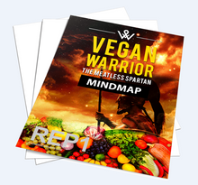 Load image into Gallery viewer, Vegan Warrior - Blueprint On How You Can Kickstart Your Vegan Diet Today! - SelfhelpFitness