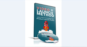 Video Launch Method - How to Launch Your Product Through A Series Of Videos - SelfhelpFitness