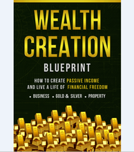 Load image into Gallery viewer, Wealth Creation Blueprint - The #1 Secret Of The Rich And Wealthy - SelfhelpFitness