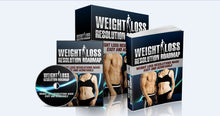Load image into Gallery viewer, Weight Loss Resolution Roadmap - Weight Loss Resolutions Made Easy And Achievable - SelfhelpFitness