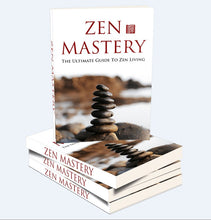 Load image into Gallery viewer, Zen Mastery - The Ancient Secrets To Lead A Life Of Balance, Calm & Infinite Fulfillment - SelfhelpFitness