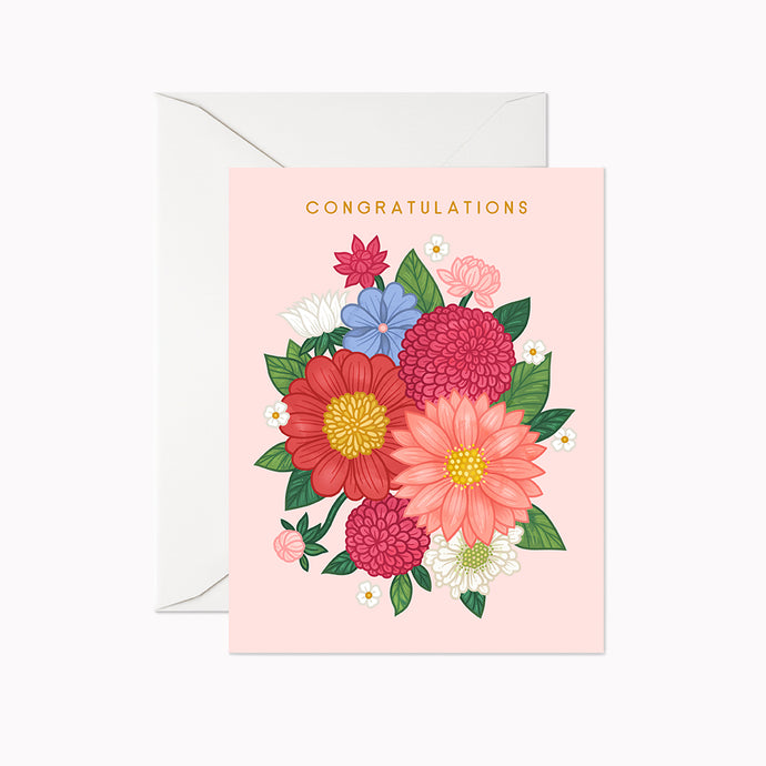 CONGRATULATIONS BOUQUET