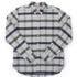 Bridge & Burn Sutton Light Grey Plaid