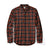 Bridge & Burn Bedford Rust Charcoal Plaid