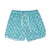Grayers Blue Surf Swim Trunk 6""