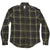Kato Anvil Shirt Jacket Flannel Green Plaid