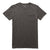 Richer Poorer Pocket Tee Charcoal