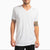 Richer Poorer V-Neck White