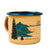 United by Blue Inlet Enamel Mug