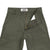 Naked and Famous Fatigue Pant Green Canvas