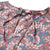 Grayers Floral Blouse Faded Navy Red Cream