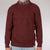 Peregrine Ford Crew Sweater Shiraz