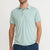 Marine Layer Palmer Sport Polo Surf Blue
