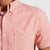 United by Blue Men's Natural SS Button Down Salmon
