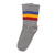 American Trench Sol Sock Grey