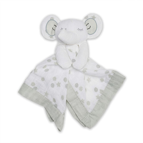 Lulujo – Lovie Grey Elephant