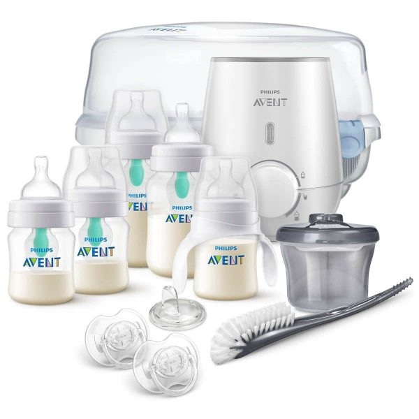 Philips Avent – Air Free Vent Bottle All-in-One Gift Set