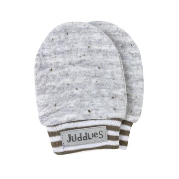 Juddlies – City Scratch Mitts Leaside Greige