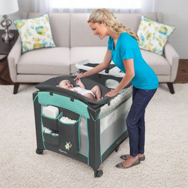 InGenuity – Smart & Simple Playard – Ridgedale