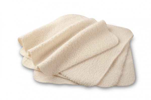 Lulujo – 4-pack Organic Cotton Facecloths