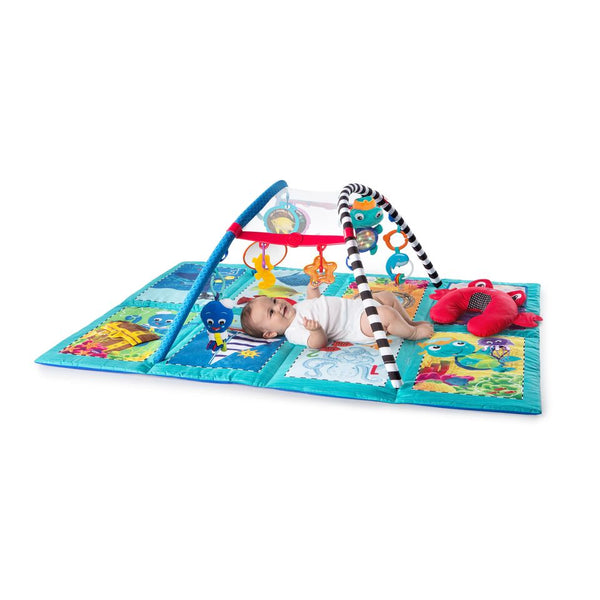 Baby Einstein – Jumbo Book Mat Playgym