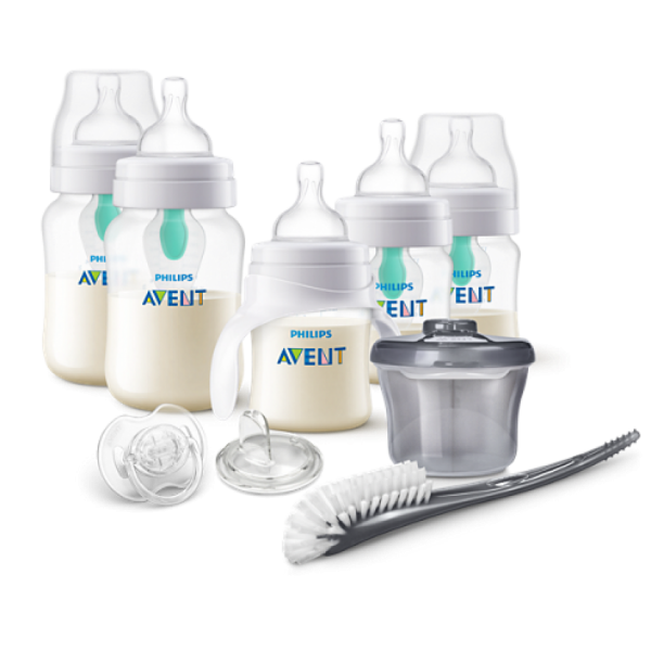Philips Avent – Air Free Vent Bottle Infant Starter Set