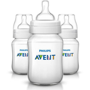 Philips AVENT-Classic+ 9oz 3pk Bottle
