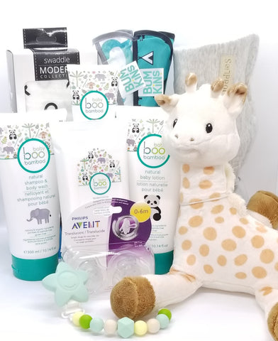 The Bebe Box Collection (0-3 mth)