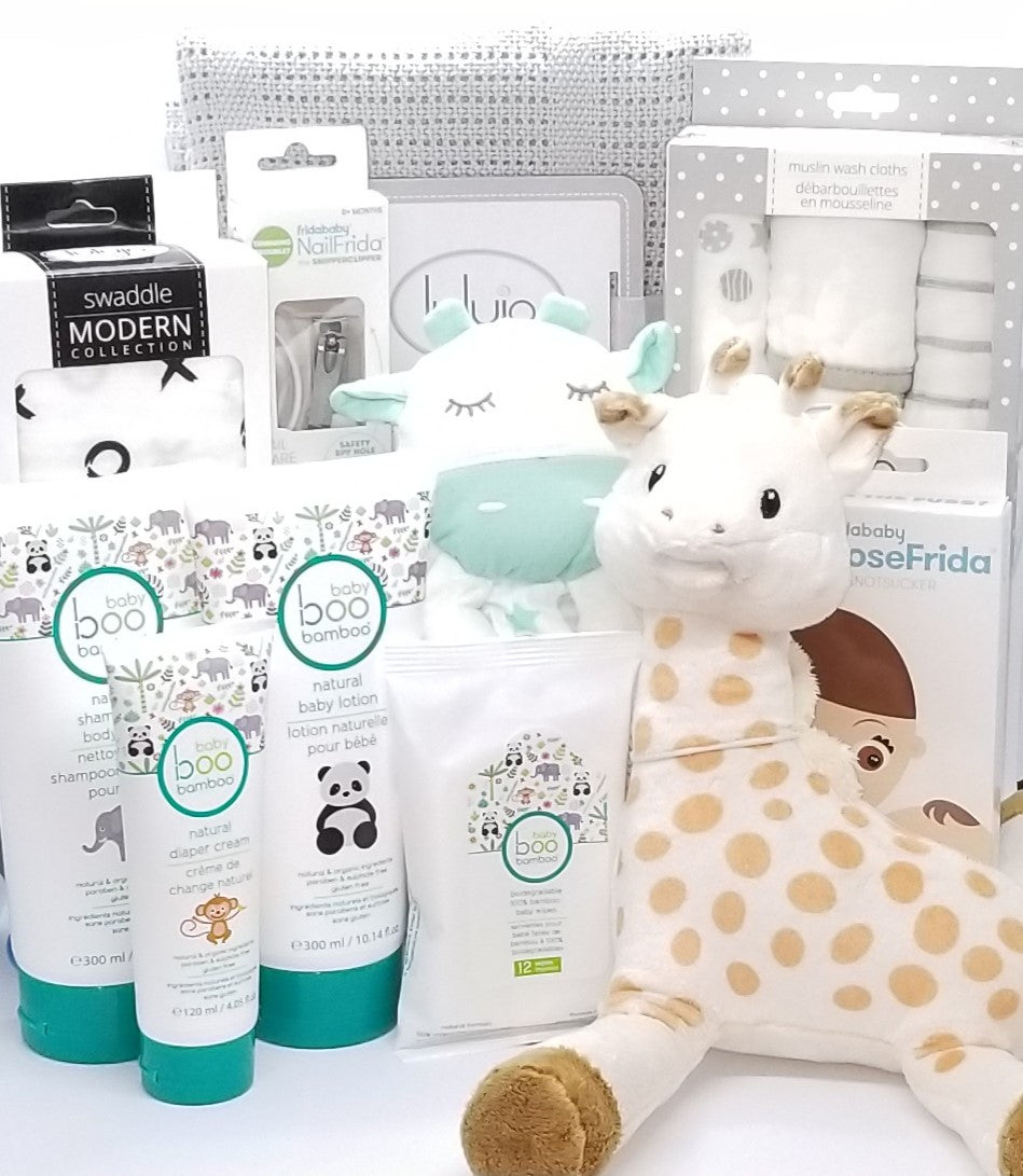The Nouvelle Box Collection (newborn)