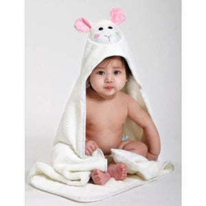 Zoocchini – Baby Towel – Lola the Lamb