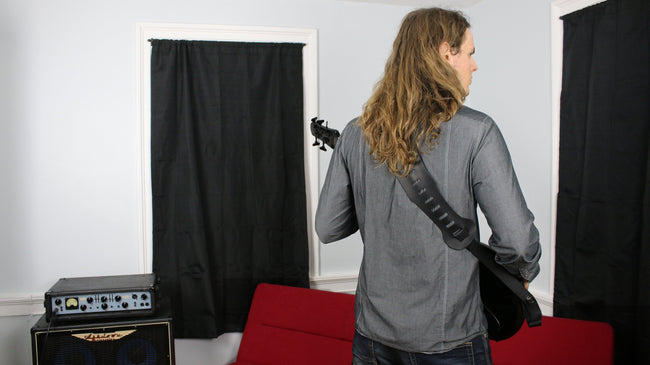 The WalknTalk Guitar Strap