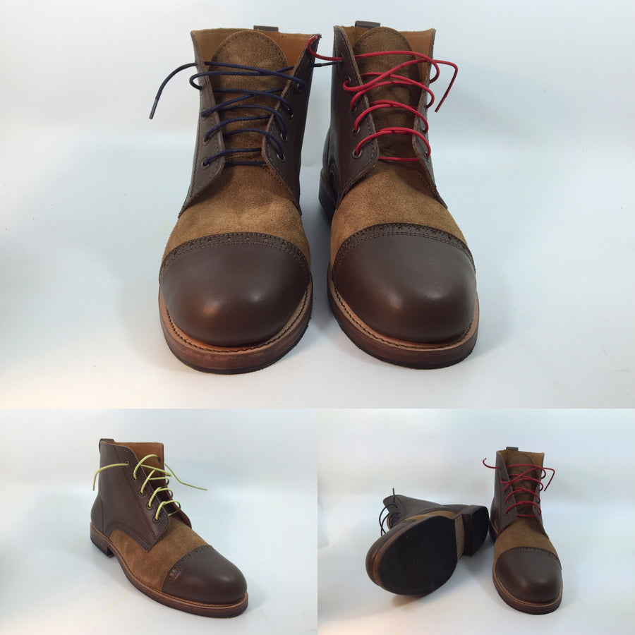 WalknTalk Travelers (Handmade Boots)