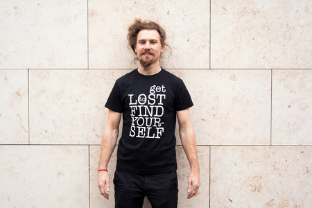Get Lost To Find Yourself T-Shirt