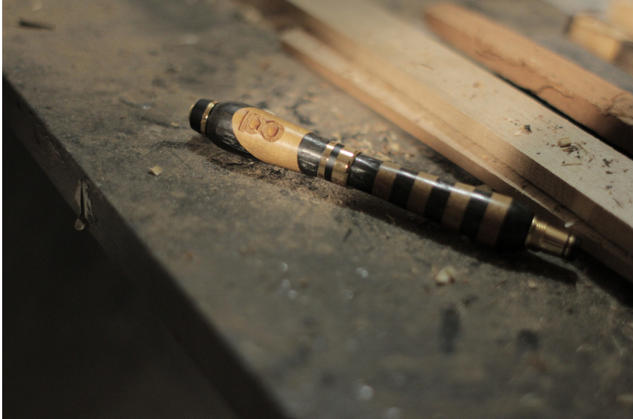 The Dynamo Wooden Pen