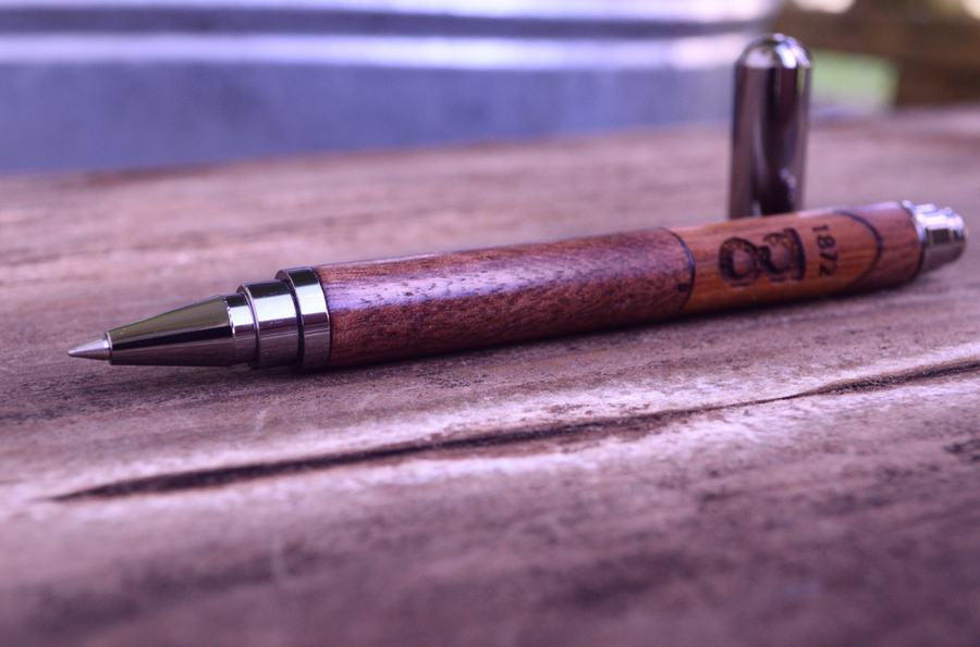 The Holden Wooden Pen