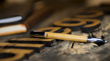 The Model T Wooden Pen