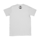 Women's WalknTalk White Tee V2