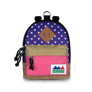 Charlie's Bag Backpack - Violet