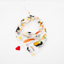 Load image into Gallery viewer, I Love Sushi Calming Aromatherapy Bandana