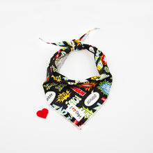 Load image into Gallery viewer, SuperHero Calming Aromatherapy Bandana