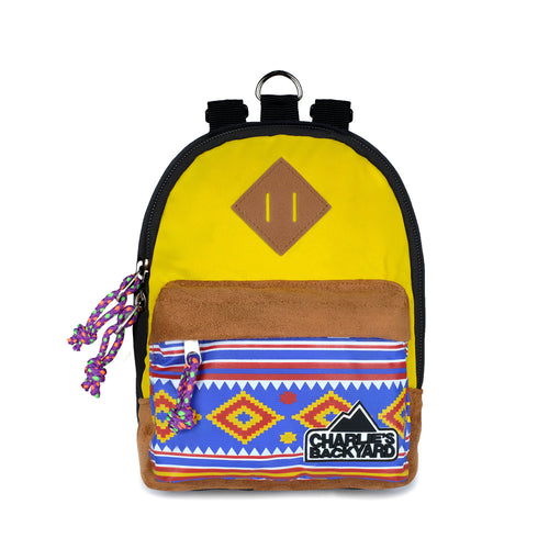 Charlie's Bag Backpack - Yellow