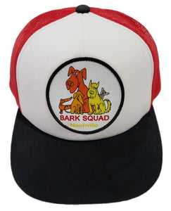 Bark Squad Trucker Hat