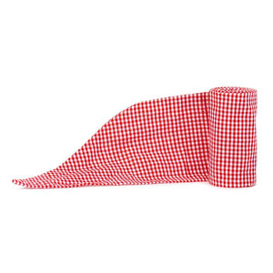 Necktie - Red Gingham